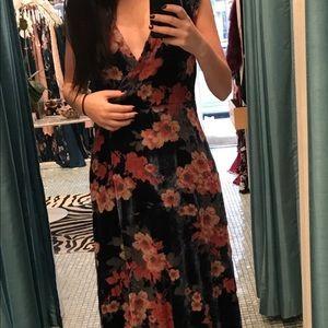 Yum Kim wrap front dress size 2